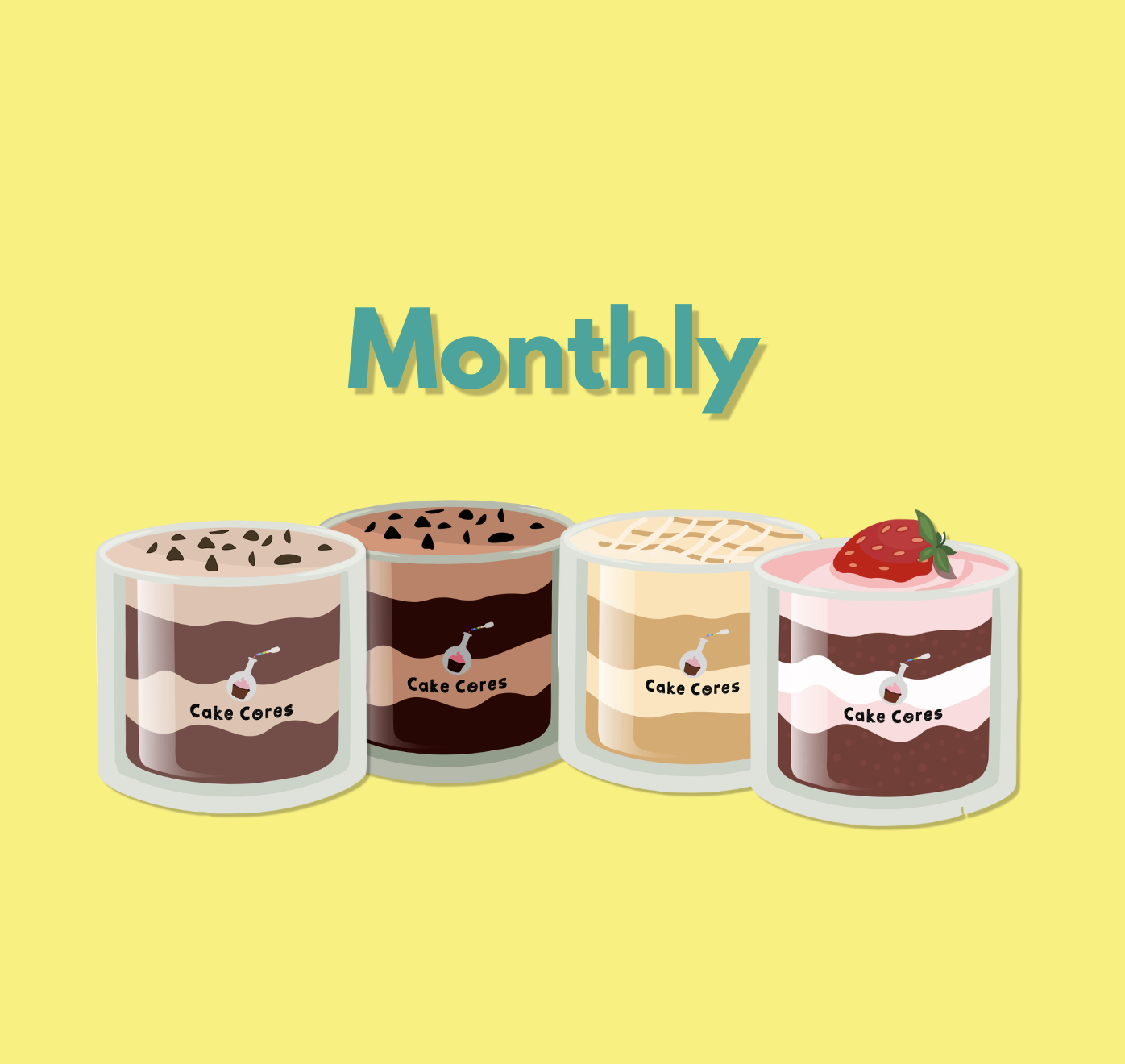 Monthly Sweet Subscription