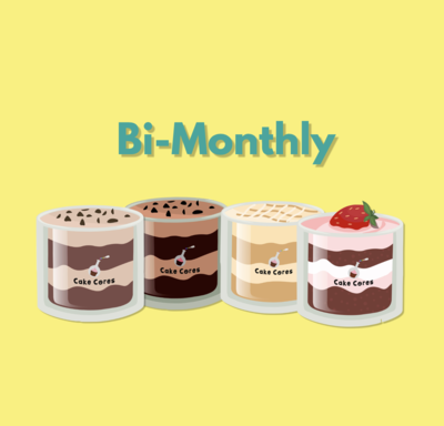 Bi-Monthly Sweet Subscription ​
