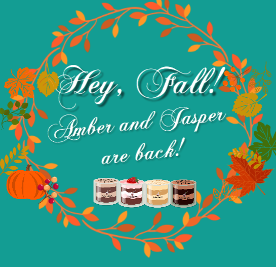 Fall Cake Cores (Seasonal) 4 Pack
