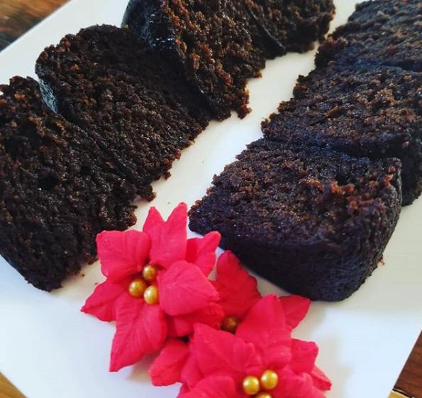 Pre Order: Black Fruit Cake (Seasonal)