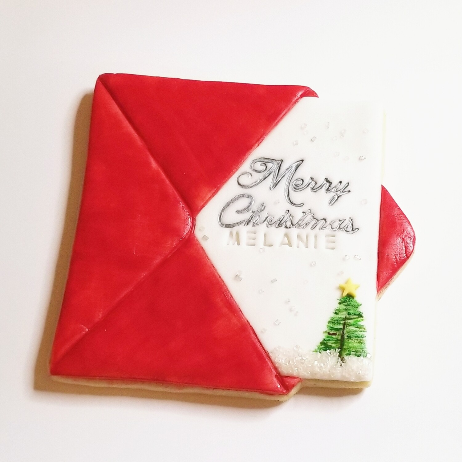 Holiday Cookie Greeting Cards