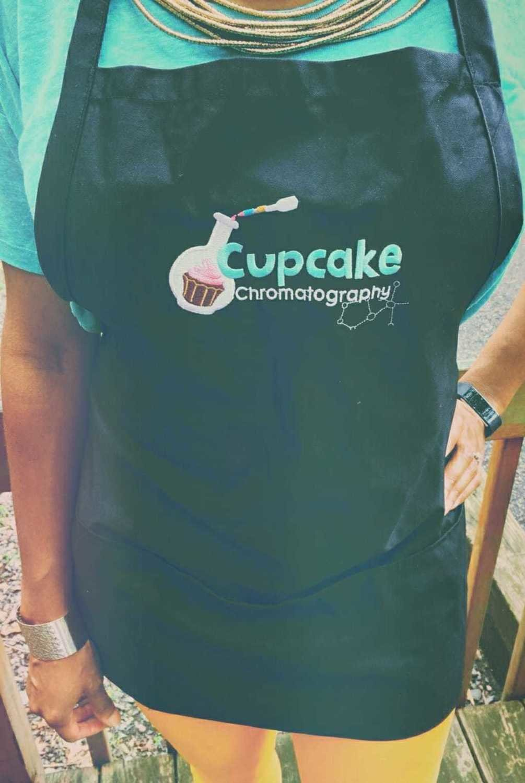 Cupcake Chrom Apron!
