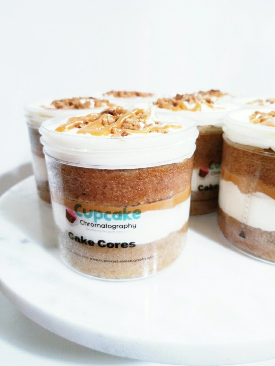 5 Pack Cake Cores *SPECIAL Bundle*