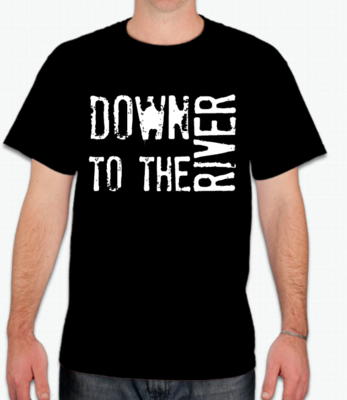 Down to the River BIG logo Tee