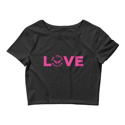 Love Fitted Crop