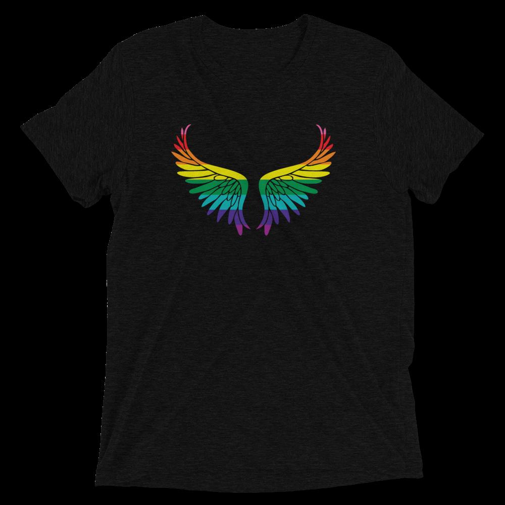 Rainbow Wings Unisex