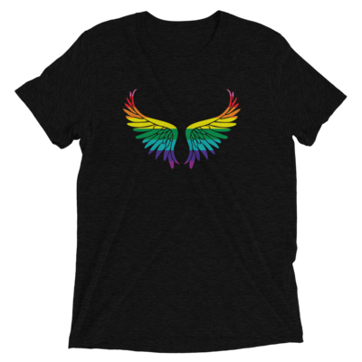 Rainbow Wings Unisex