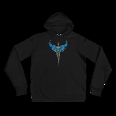 Avatar Fleece Hoodie Turquoise
