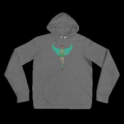 Avatar Fleece Hoodie Jade