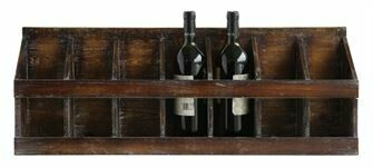 Wall Mounted Wine Holder