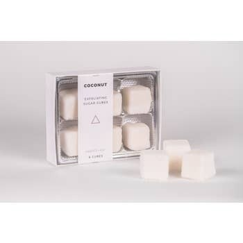 Exfoliating Sugar Cubes -