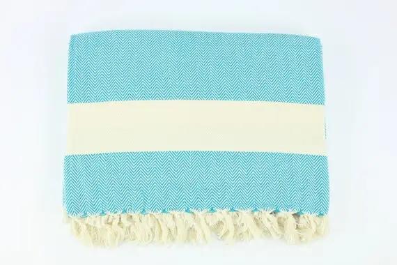Handloomed Beach Blanket/Towel