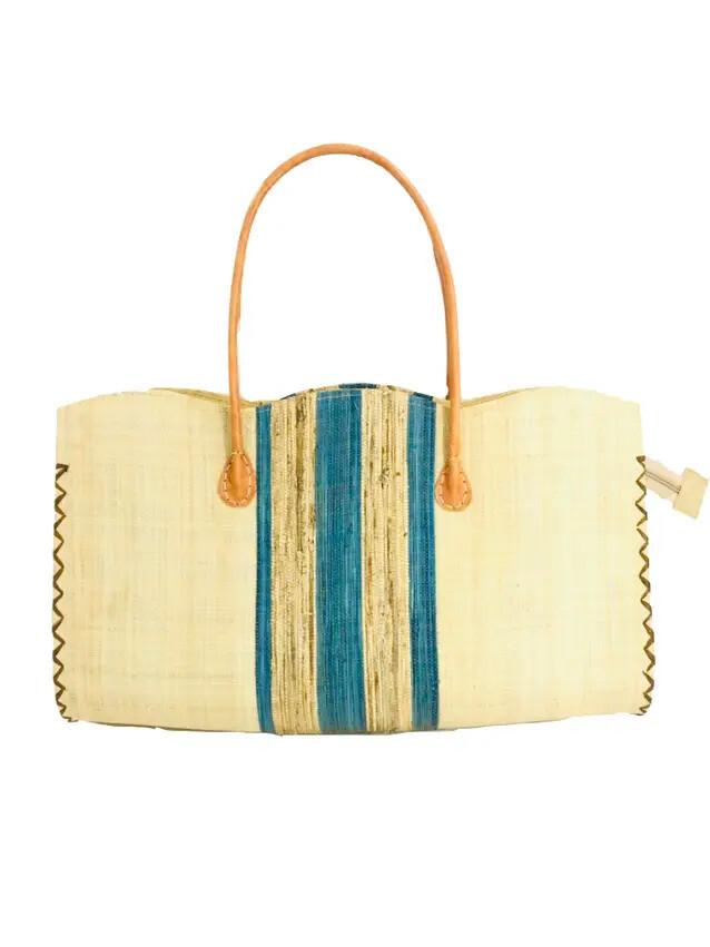 Raffia Straw Handbag