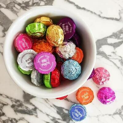 Wei Meditative Chocolates