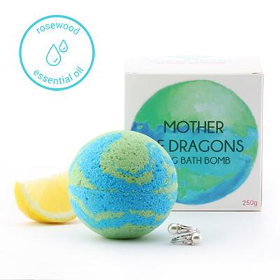 Mother of Dragons Bath Bomb & Designer Ring Gift Set