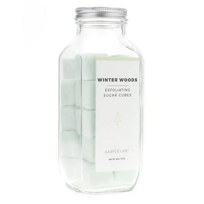 Winter Wonderland Sugar Cubes