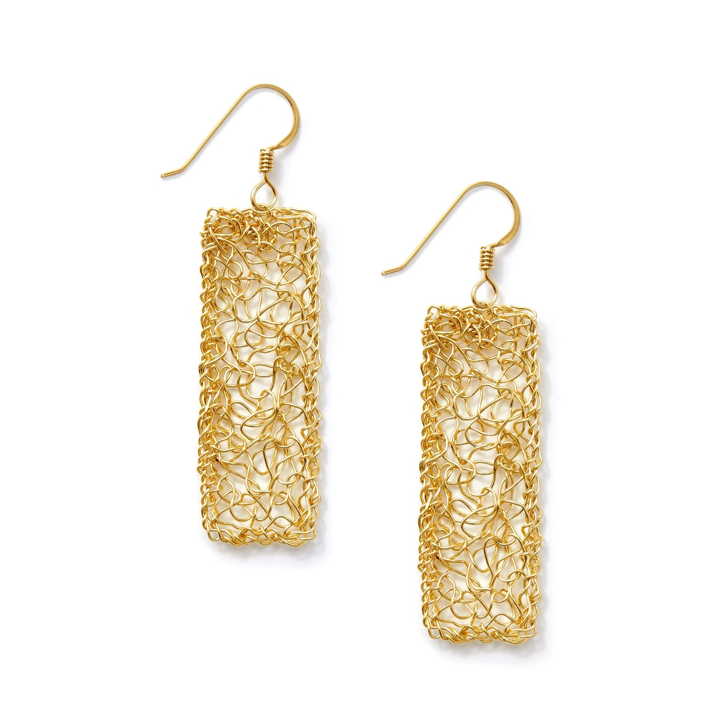 Contemporary Tower Earring