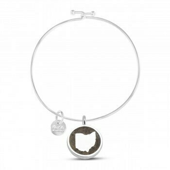 Ohio - State Beach Bangle Series