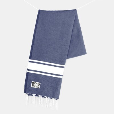 EKZO Denim Beach Towel