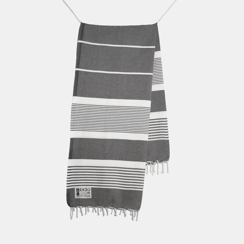 "EKZO ""Big Grey"" Towel"