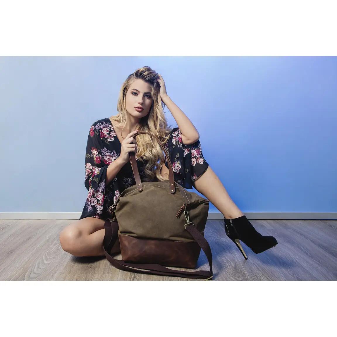 Girlfriend Canvas Bag