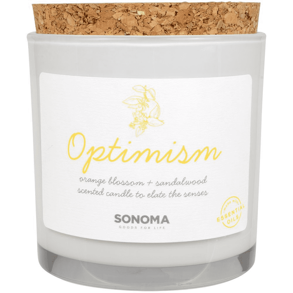 Wellness Candle - Optimism