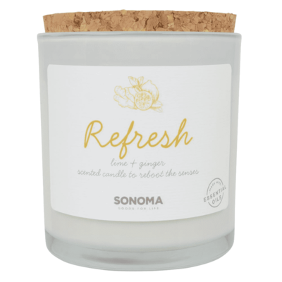 Wellness Candle - Refresh