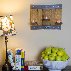 Votive Candle Wall Sconce