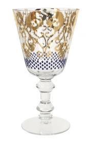 24k Golden  Goblet - Set of 4