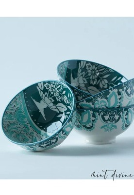 Mint Devine Tidbit Bowl