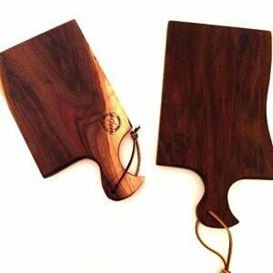 BLack Walnut Cutting/Cheese Board