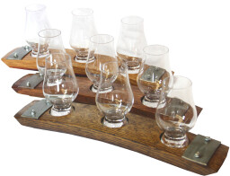 Premium Bourbon/Scotch/Whiskey Flight
