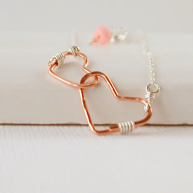 Mending Hearts Necklace