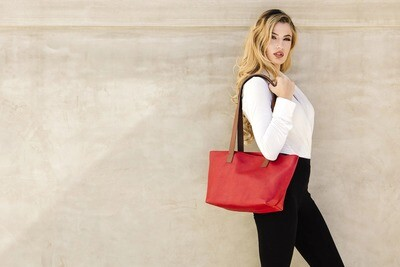 Perfect Red Tote