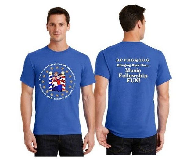 Official SPPBSQSUS T-Shirt