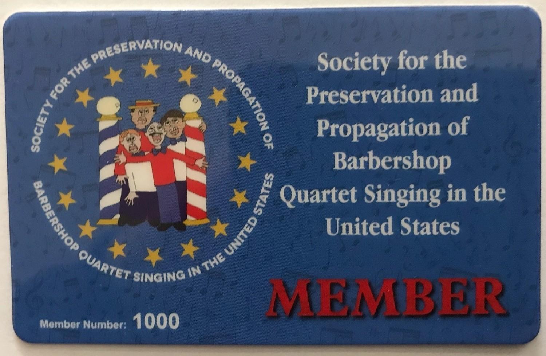 New Membership Application