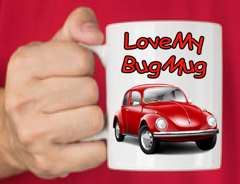 Love My Bug Mug