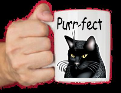 Purr-fect  Mug