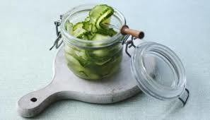 Cucumber Ribbons - Pickled 250ml