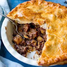 Pie - Beef 500g
