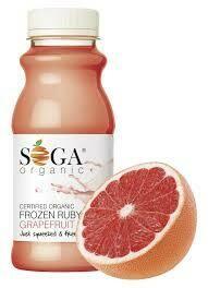 SOGA- Organic Grapefruit Juice 240ml