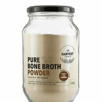 Bone Broth Powder - 350g Glass Jar