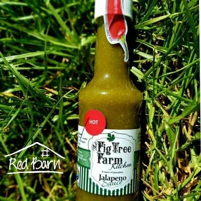 Jalapeno Sauce - Sugar Free 125g