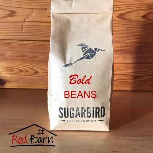 Coffee - BOLD Blend Beans- 500g