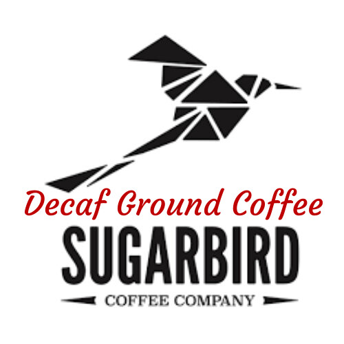 Coffee - DECAF Ground - 250g