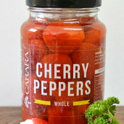 Peppers - Cherry Whole 400g