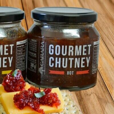 Chutney Gourmet - HOT 300g