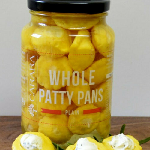 Patty Pans pickled whole 400g