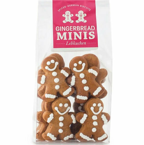 Ginger Bread Mini biscuits