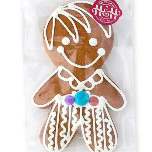 Ginger Bread Ben or Betty - each